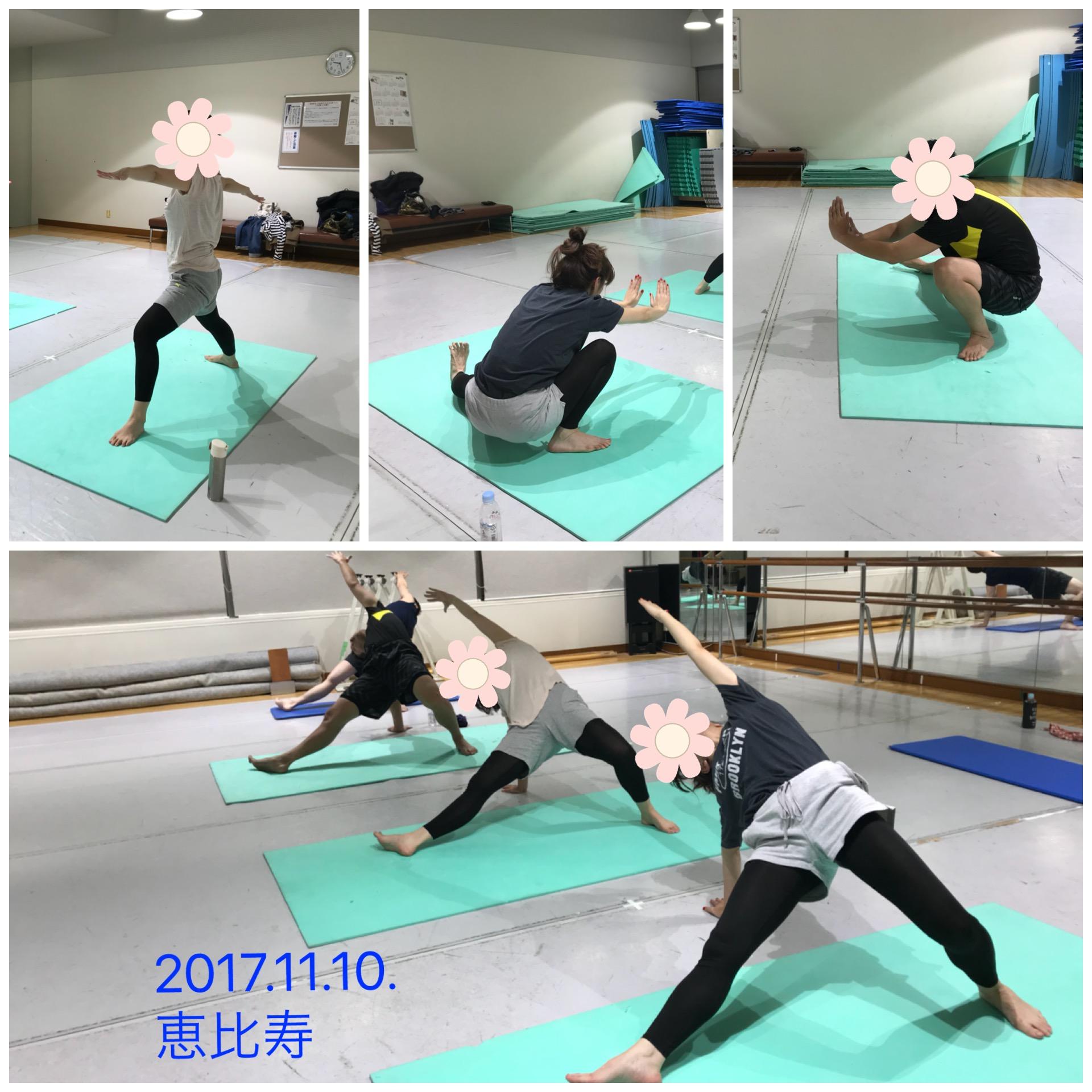 2017年11月10日 恵比寿 〜budokon〜