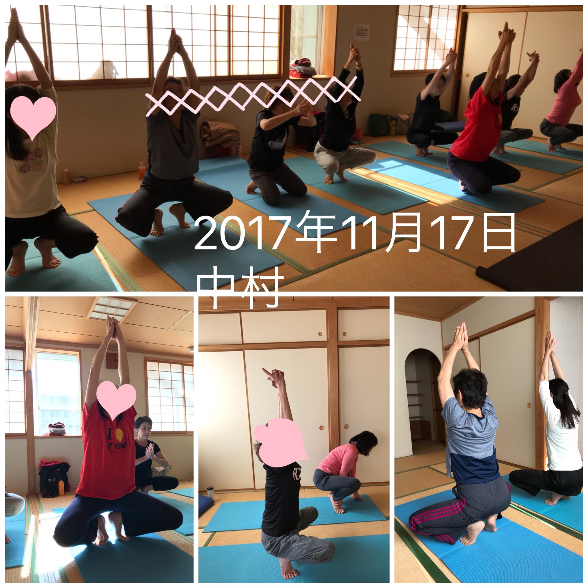 2017年11月17日 中村 〜budokon〜